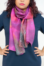 Load image into Gallery viewer, Eden silk scarf