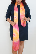 Load image into Gallery viewer, Glowing Sunset scarf