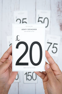 Discount Gift Card (from £20)