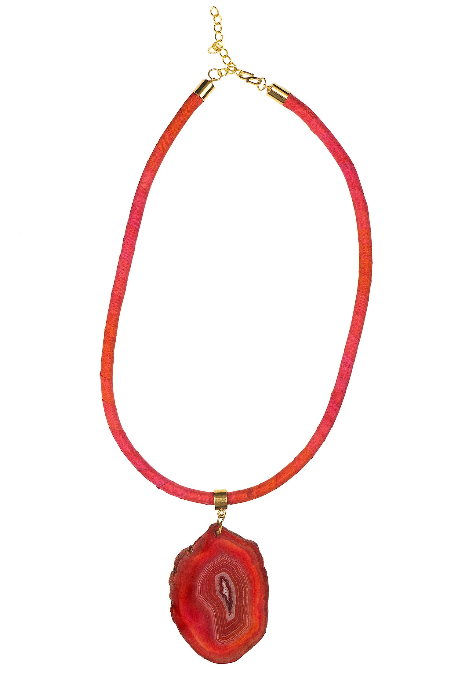 Tarocco necklace