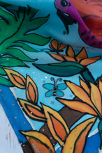 Load image into Gallery viewer, Tropical Dream scarf