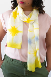 Stars and Sunshine scarf