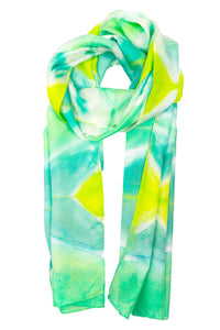 Green Tribes scarf