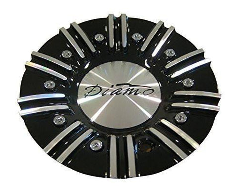 30L182B 030L182-AL DIAMO WHEELS CENTER CAP - The Center Cap Store