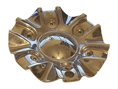 Velocity Wheels VW830 339-2 Chrome Center Cap - The Center Cap Store