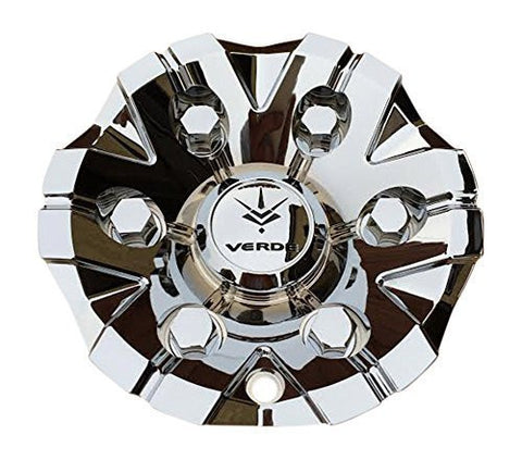 Verde Allusion C-V31-CB1 Chrome Center Cap - The Center Cap Store