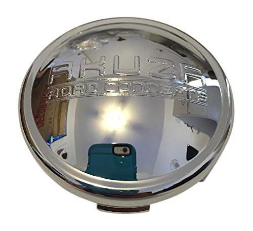 Akuza Road Concepts ARC-4 Pacer-4 PCW-4 S110-15 Chrome Wheel Center Cap - The Center Cap Store