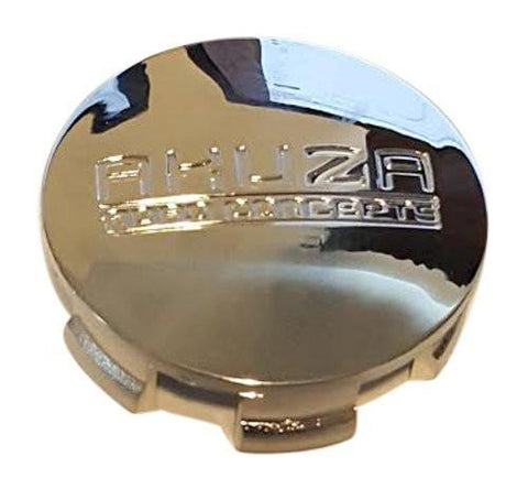 Akuza Road Concepts PCW-3 ARC-7 PACER-7 K59 F109-25 Chrome Wheel Center Cap - The Center Cap Store