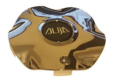 Alba 500 Chrome Wheel Center Cap - The Center Cap Store