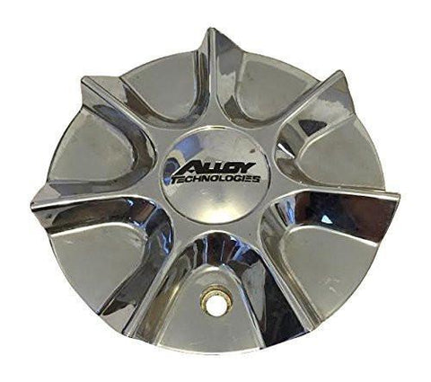 Alloy Technologies CAP508L164 LG0707-27 Chrome Wheel Center Cap - The Center Cap Store
