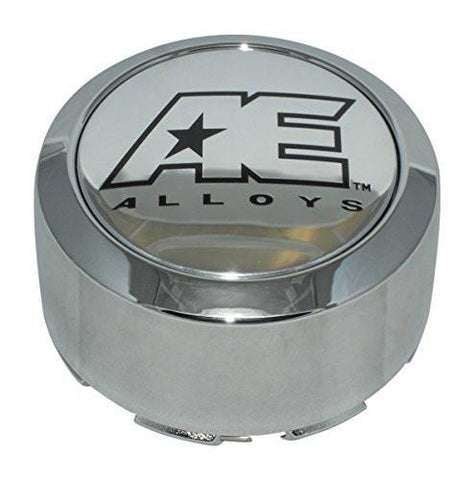 American Eagle 3307 6 Lug Chrome Wheel Center Cap - The Center Cap Store