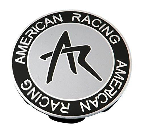 AMERICAN RACING 1242100S CENTER CAP DIAMETER 2.42 Inch - The Center Cap Store