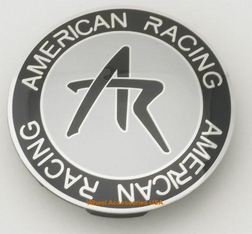 American Racing 1242100S Snap In Center Cap - The Center Cap Store