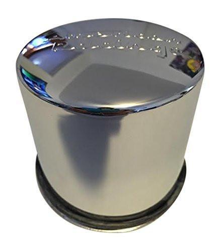 American Racing 1295002020 Cap 2.95 Dome Push Thru Chrome Center Cap - The Center Cap Store
