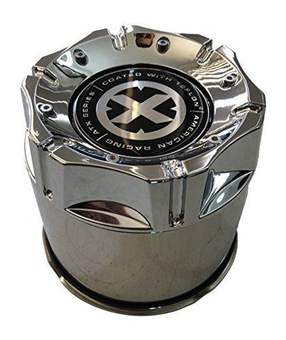American Racing ATX 1425000011 Chrome Wheel Center Cap - The Center Cap Store