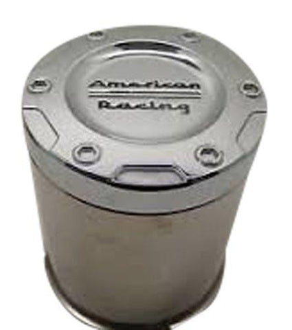 American Racing ATX 1425000041 Chrome Center Cap - The Center Cap Store