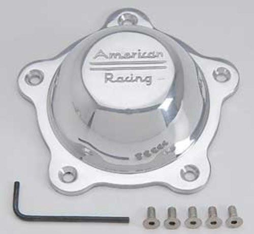 American Racing Wheels 3505293 SHORT POLISHED ALUM - The Center Cap Store