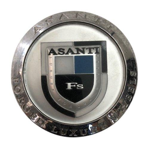 Asanti Wheels ASANTI-FS-CAP USED Chrome Wheel Center Cap - The Center Cap Store