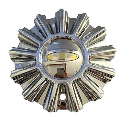 Baccarat C101160C MCD1579YA02 Chrome Wheel Center Cap - The Center Cap Store