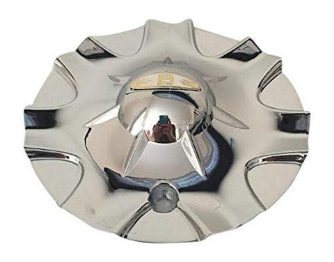 Baccarat Mirage C1120-CAP Chrome Wheel Center Cap - The Center Cap Store