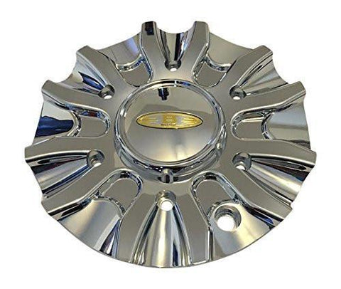Baccarat Outrage C2160C MCD8244YA01 SJ107-08 Chrome Wheel Center Cap - The Center Cap Store
