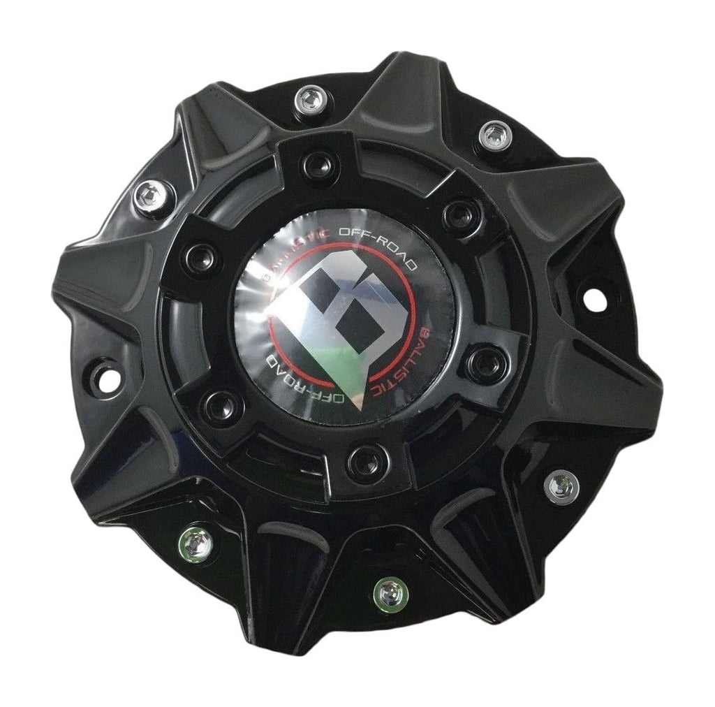 Ballistic Offroad Wheels 845 Morax LG1208-33 LG1208-34 Center Cap or Top EMR0845 - The Center Cap Store