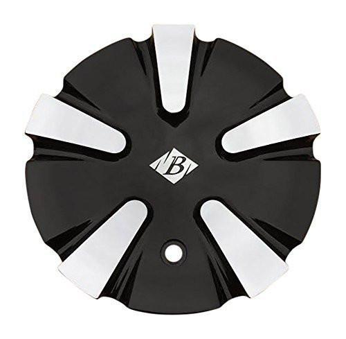Black Ice C-VB3-C SJ710-03 Black Center Cap - The Center Cap Store