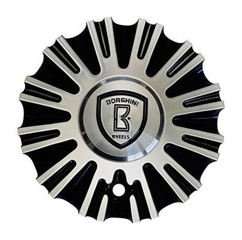 Borghini B18 Center Cap Serial Number CSB18-2A - The Center Cap Store