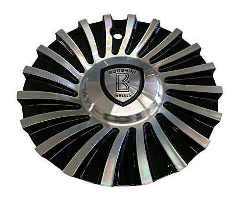 Borghini B24 Center Cap Serial Number CSB24-1A - The Center Cap Store