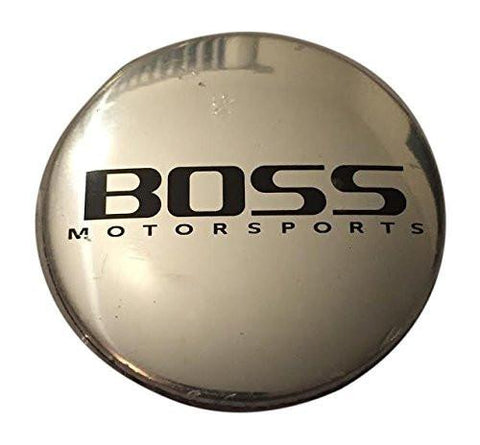 Boss Motorsports 3186 AEWC Chrome Wheel Center Cap - The Center Cap Store