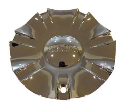 Cabo 118 Chrome Wheel Rim Center Cap C120301-CAP - The Center Cap Store