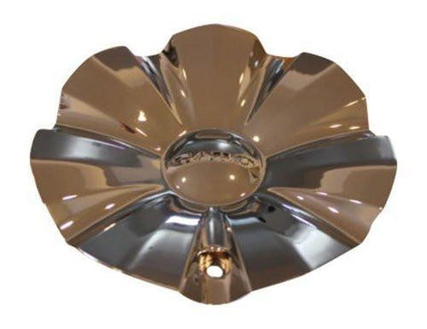 Cabo 143 Chrome Wheel Rim Center Cap C-176-1 - The Center Cap Store