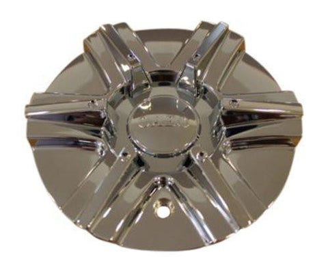 Cabo 719 Chrome Wheel Rim Center Cap T719-2295-CAP - The Center Cap Store