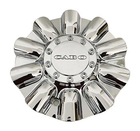 Cabo Wheels C-177-2 Chrome Wheel Center Cap - The Center Cap Store