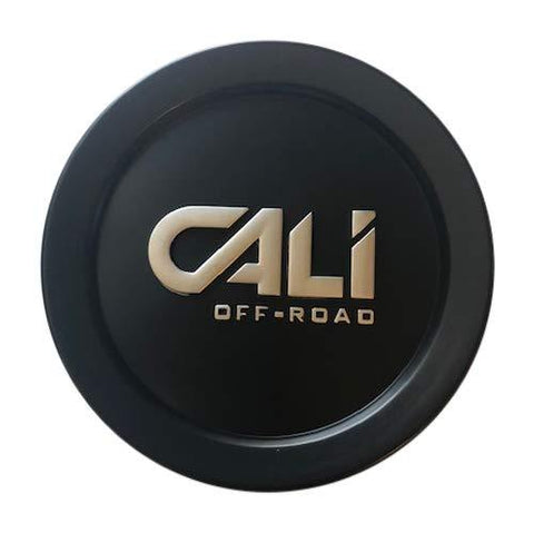 Cali Offroad Wheels 9105 Brutal C109105B02-CALI-R 814820825F-11 Matte Black Center Cap - The Center Cap Store