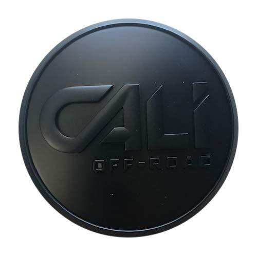Cali Offroad Wheels 9109 Rawkon C109109MB03 C147403-1 C147403 Matte Black Center Cap - The Center Cap Store