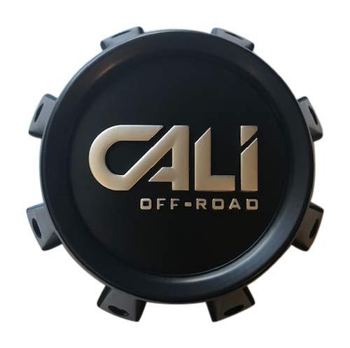 Cali Offroad Wheels Brutal 9105 C109105B01-CALI-R 814820825F-12 Matte Black Center Cap - The Center Cap Store