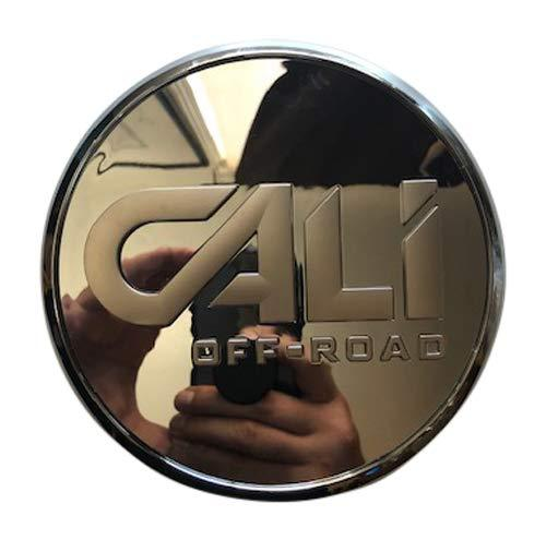 Cali Offroad Wheels Switchback 9108 C109108C03 12722012F-13 12722012F-3 Chrome Center Cap - The Center Cap Store