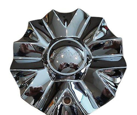 Cattivo Wheels EMR0726-TRUCK-CAP Chrome Wheel Center Cap - The Center Cap Store