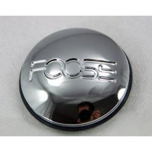 Chrome Foose Center Cap 1000-33 1000-39 - The Center Cap Store