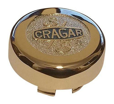 Cragar Wheels C10610 SC-020 Chrome Wheel Center Cap - The Center Cap Store