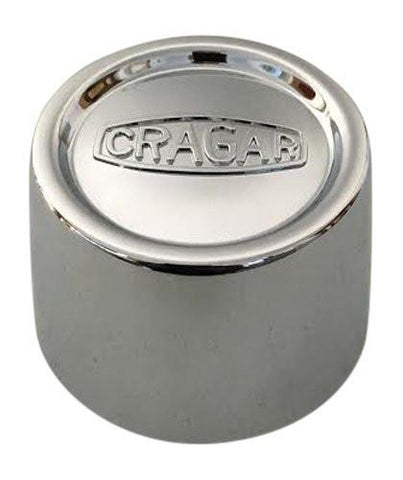 Cragar Wheels C10620 SC-025 Chrome Wheel Center Cap - The Center Cap Store