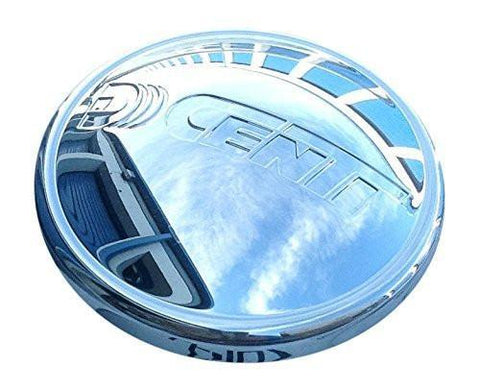 Dcenti CCDW1-2P Chrome Wheel Center Cap - The Center Cap Store