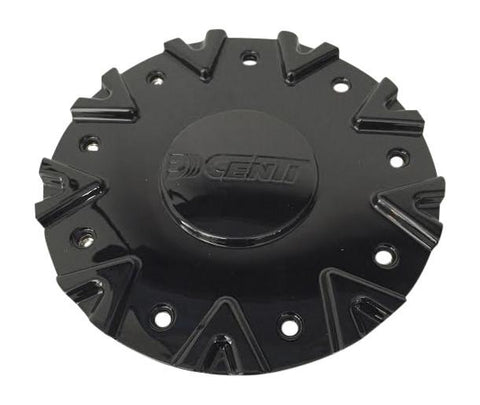 Dcenti DW29 CSDW29-1P Black Wheel Center Cap - The Center Cap Store