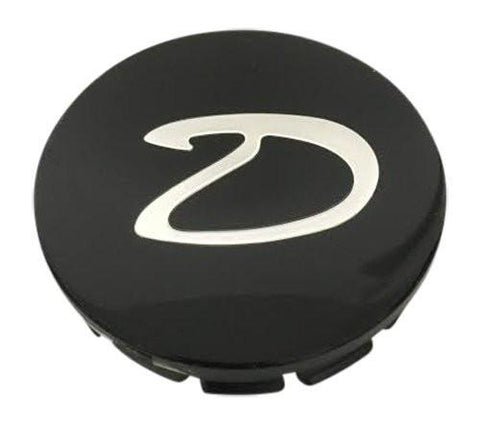 Detroit Wheels C10280 SC-126 X10830 S584-30 Black Wheel Center Cap - The Center Cap Store