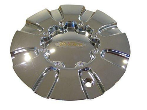 Diamo 23 Karat Chrome Wheel Rim Center Cap DIAMO-23 (INVERTED CENTER) - The Center Cap Store