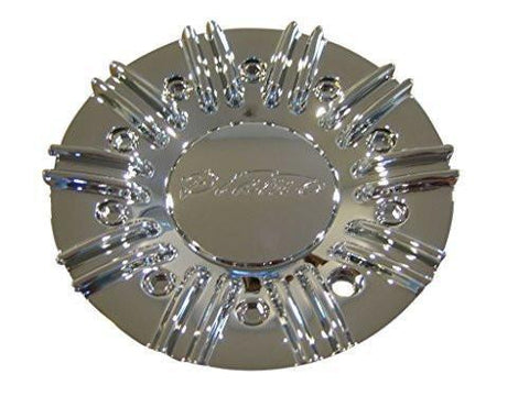 DIamo 30 Karat Chrome Wheel Rim Center Cap 030L182 LG0708-69 30L182 - The Center Cap Store