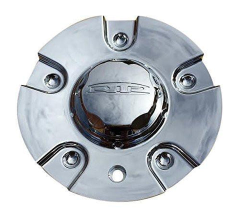 DIP D10 C10D10-CAP Chrome Wheel Center Cap - The Center Cap Store
