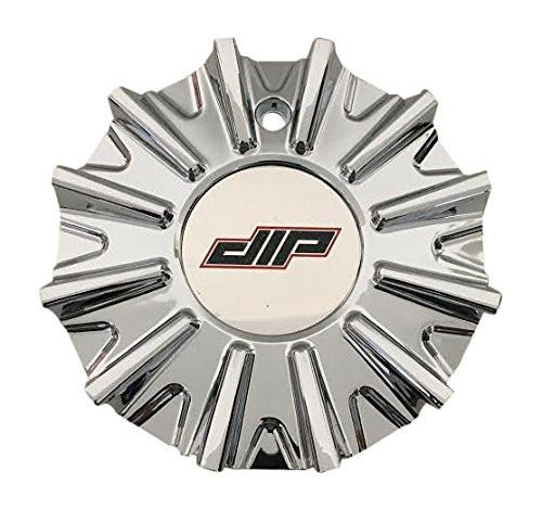 DIP Wheels C10D40-C01-CAP LG1607-05 Chrome Wheel Center Cap - The Center Cap Store