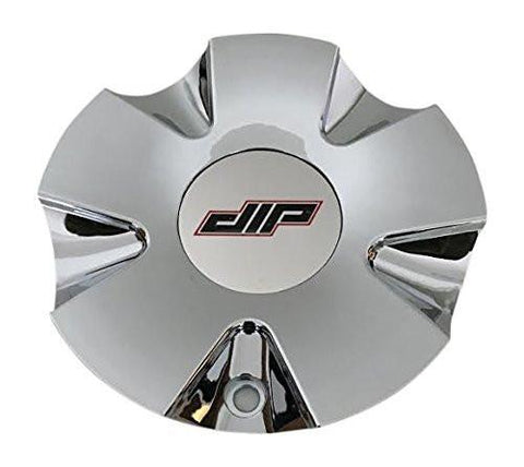 Dip Wheels D37 Edge C10D37C-CAP LG1507-09 Chrome Wheel Center Cap - The Center Cap Store